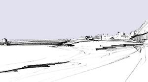 Undercliff house, Lyme Regis